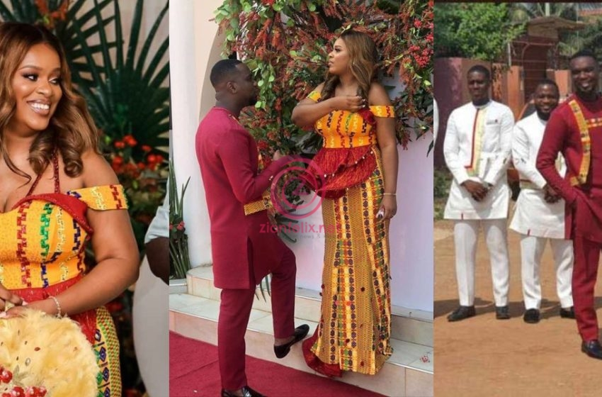 It Was Love At First Sight – Joe Mettle Speaks On Where And How He Met His Wife Salomey