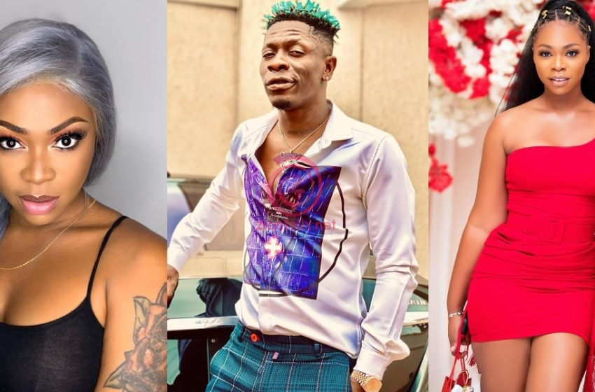 Shatta Wale Replies His Baby Mama, Michy After She 'Disgraced' Him On Live TV