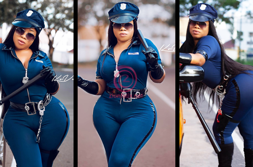 Moesha Budong surprises fans with her new photos