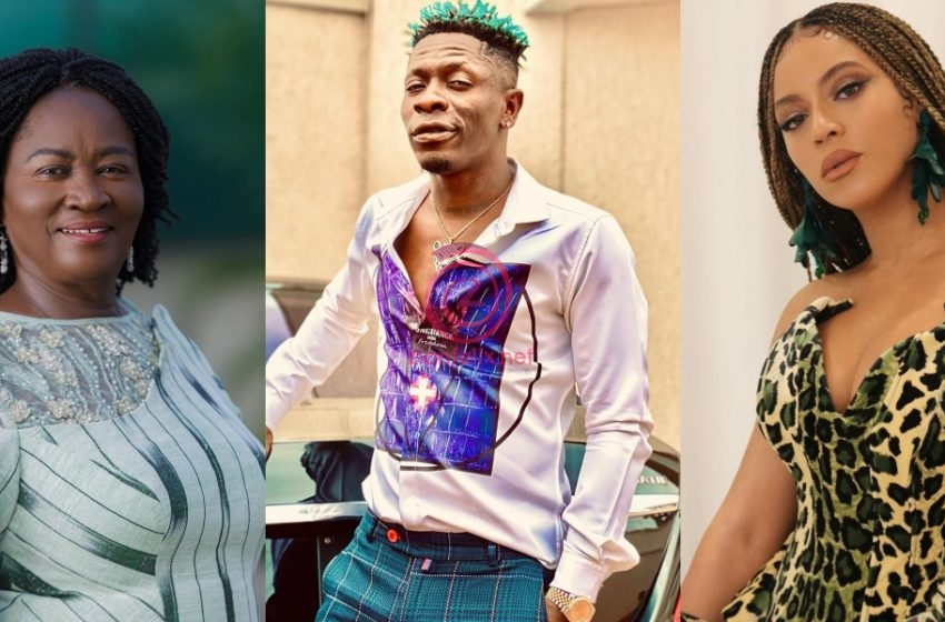 NDC's Professor Naana Jane Opoku Agyeman Congratulates Shatta Wale, Others Over Beyonce Collaboration – This Is What She Said (+Photo)