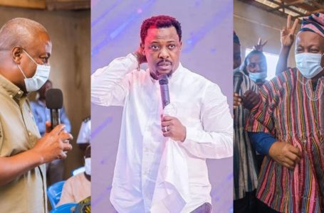 John Mahama Will Be The Next President Of Ghana – Nigel Gaisie Drops Five Dangerous Prophecies Including His Death ( See All He Said)