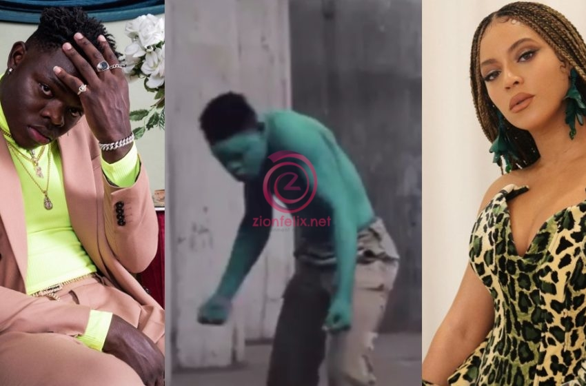 Revealed: Details Of The Lead Dancer In Beyonce And Shatta Wale's Already Music Video Pop Up (Photos And Video)