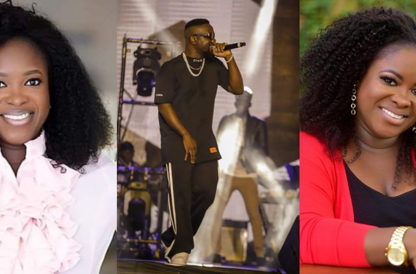 Meet Peffie Nfojoh The Lady Who Directed Sarkodie's Black Love Virtual Concert (Photos)