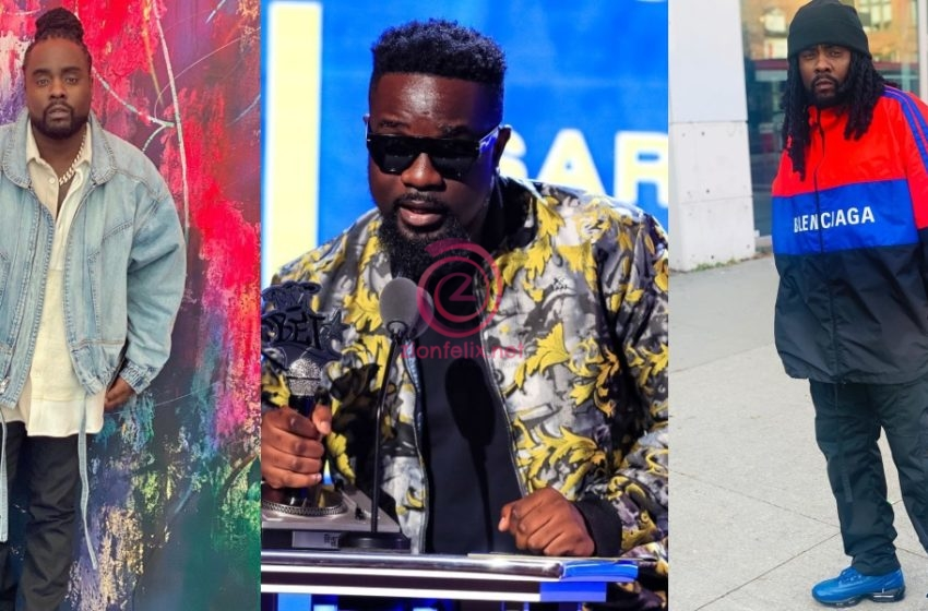 Sarkodie Confirms Massive Collabo With Wale Following Release Of Beyonce's Already (Details Surface)