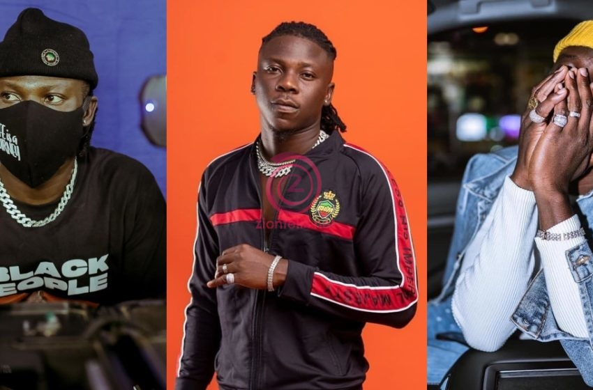Stonebwoy Finally Receives Grammy Citation For His Nomination (See Photo)
