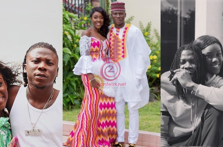 "Love Is Sweet: Stonebwoy And Wife ""Chop"" Serious Love In New Video; Dr Louisa Blushes (Watch Video)"