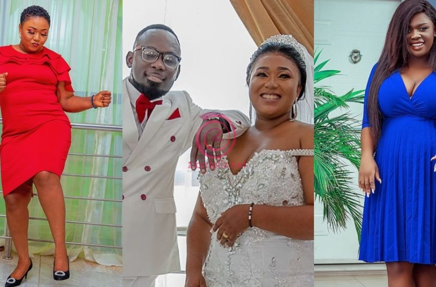 My Husband Can Never Cheat On Me – Xandy Kamel Schools Tracey Boakye In New Video (Watch)