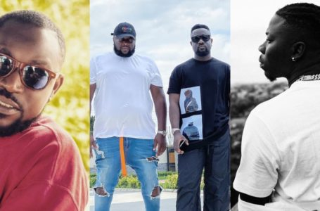 Yaa Pono Descends On Stonebwoy Following Fight With Angeltown – See What He Said