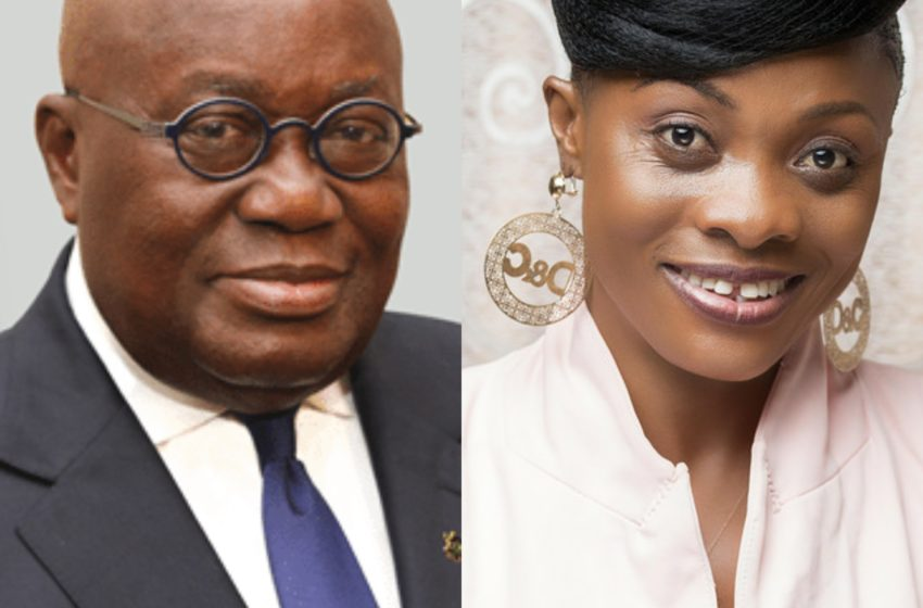Akufo-Addo Is Dear To My Heart, He Is More Than A Pastor – Diana Asamoah