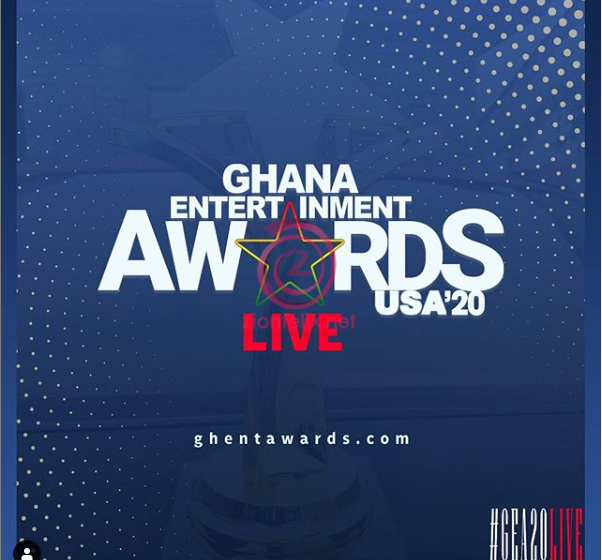 Nominations For 2020 Ghana Entertainment Awards USA Released Ahead Of Virtual Edition