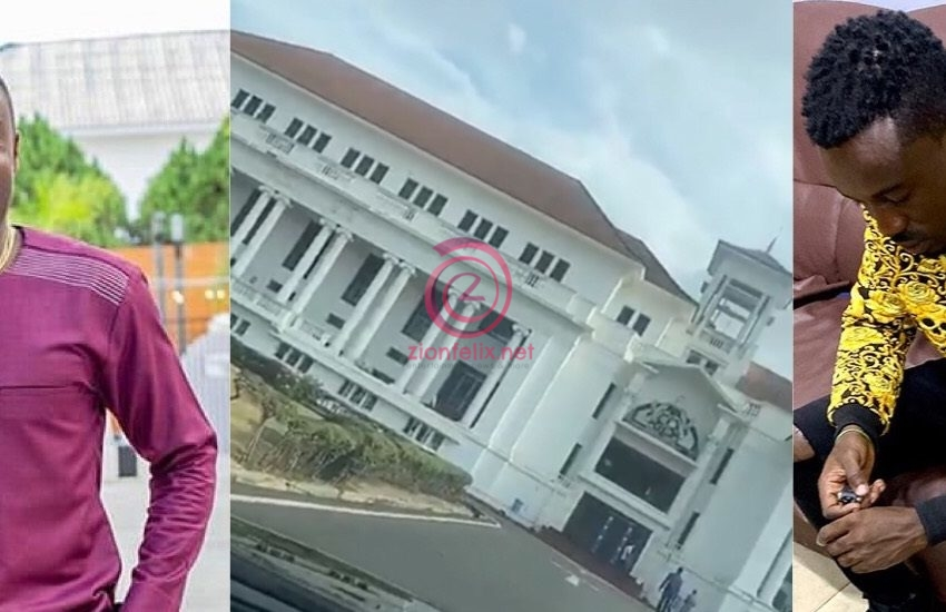 Criss Waddle Lands In The Supreme Court After He Was Subpoenaed To Appear – Watch Video