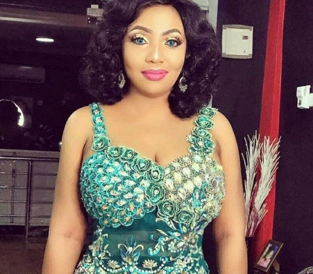 Exclusive View Inside Diamond Appiah's All White Mansion She Just Built – Watch Video