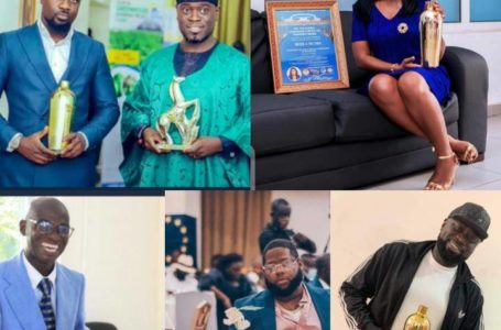 Dr. UN 'Cries' As He Narrates How His Baby Mama Dumped Him And Their Daughter  Over His Fake Awards Brouhaha (Video)