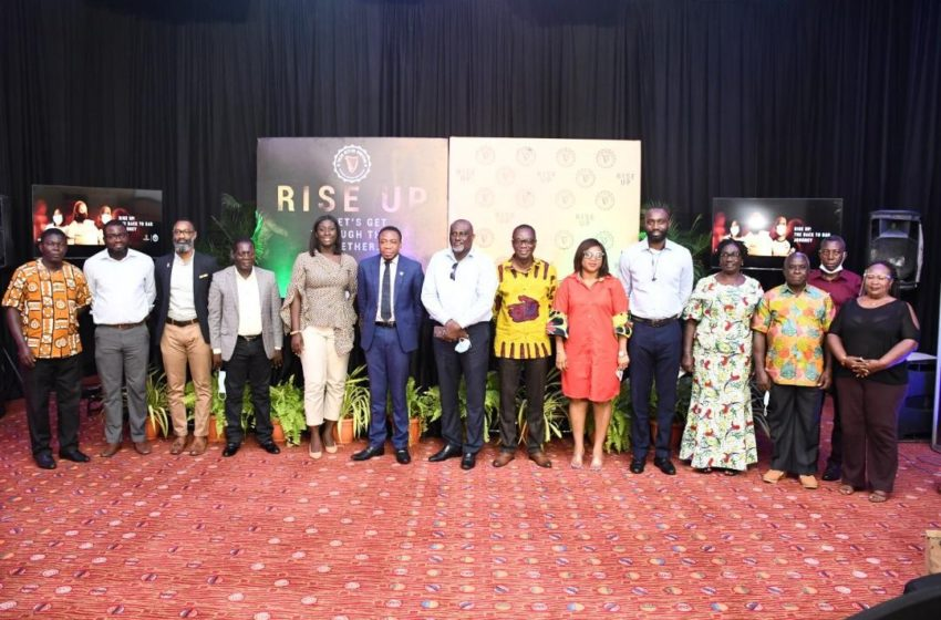 Guinness Ghana Launches 'Rise Up' Campaign To Support And Inspire Customers To Get Back On Their Feet
