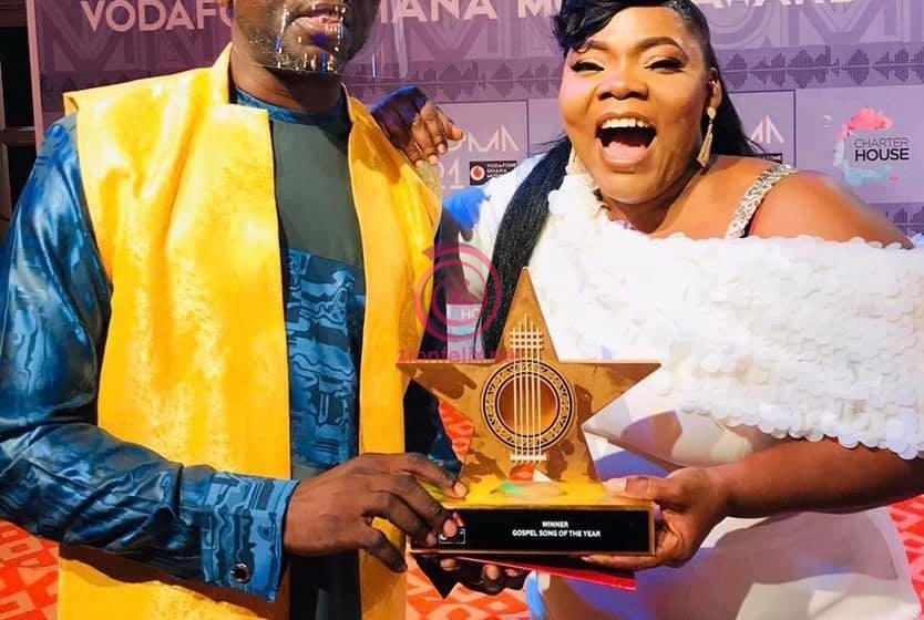 They Said I'll Waste My Wife's Talent – Celestine Donkor's Hubby Writes Touching Story After VGMAs Win
