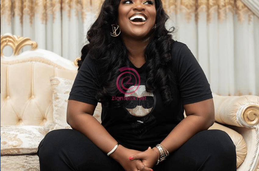 Do I Look Like A Pregnant Woman? – Jackie Appiah Reacts To Rumours