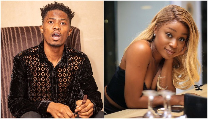 Efia Odo's Reaction Reveals How Much She Cares About Kwesi Arthur