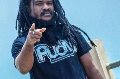 Ras Kuuku Sustains Injury At Asaase Sound Clash