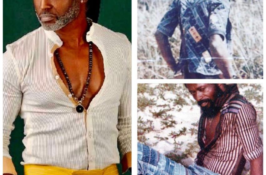 "My Father Invented The ""Patch Jeans"" Style In The 70s – Reggie Rockstone Reveals"
