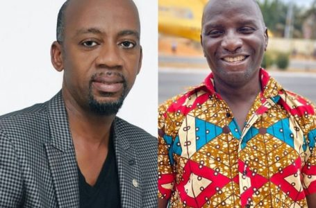 It Will Be A Waste Of Time To Argue With Someone Who Doesn't Have Information – Rex Omar Shades Socrate Safo