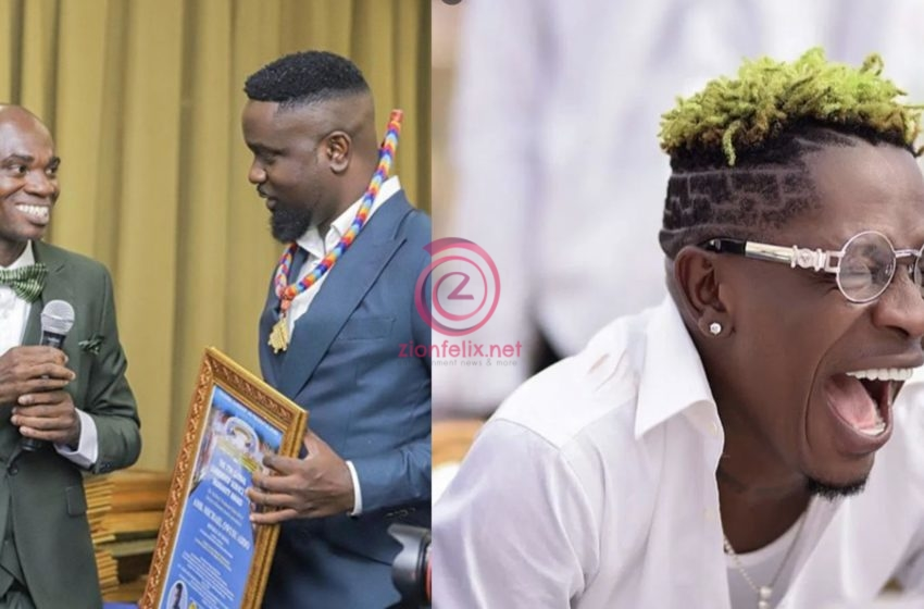 Revealed! Sarkodie Only Believed That He Has Been 'Fooled' By Fake Dr. UN After Shatta Wale Called To Explain Things To Him – See Proof