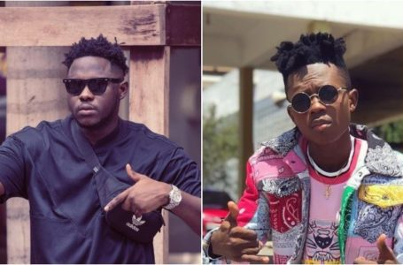 My Puppy Resembles Strongman – Medikal Makes Shocking Statement