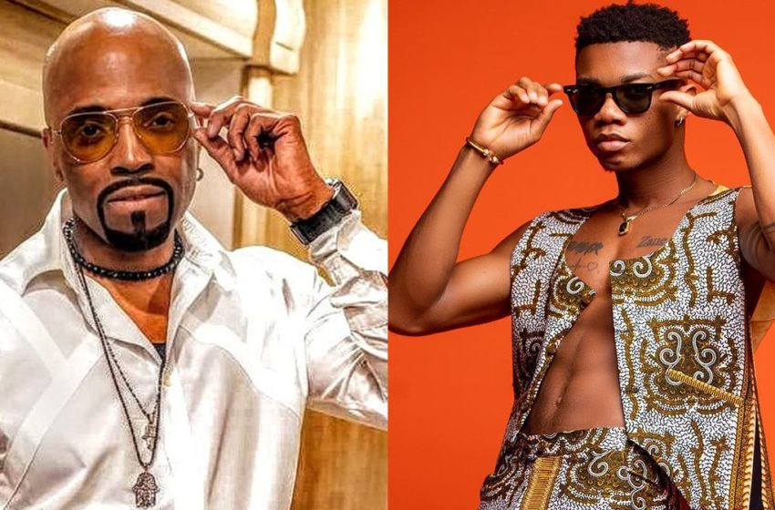 KiDi Teams Up With American Singer, Teddy Riley On The Remix Of 'Say Cheese' – Watch Video