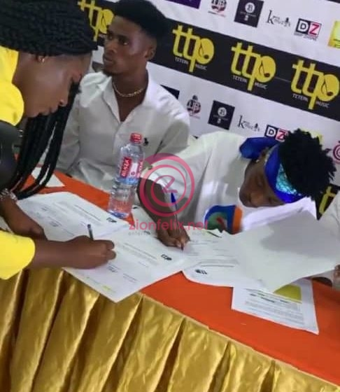 Fameye's First Record Label, Tetepa Music Signs Two New Artistes – Watch Videos