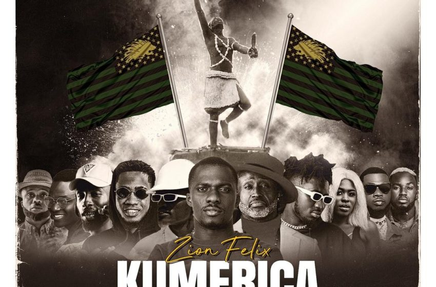 "ZionFelix Gets First Nominations As A Musician With ""Kumerica"""
