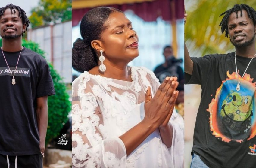 You Will Surely Preach The Word Of God – Gospel Singer Amy Newman Prophesies Upon Fameye In New Video (Watch)