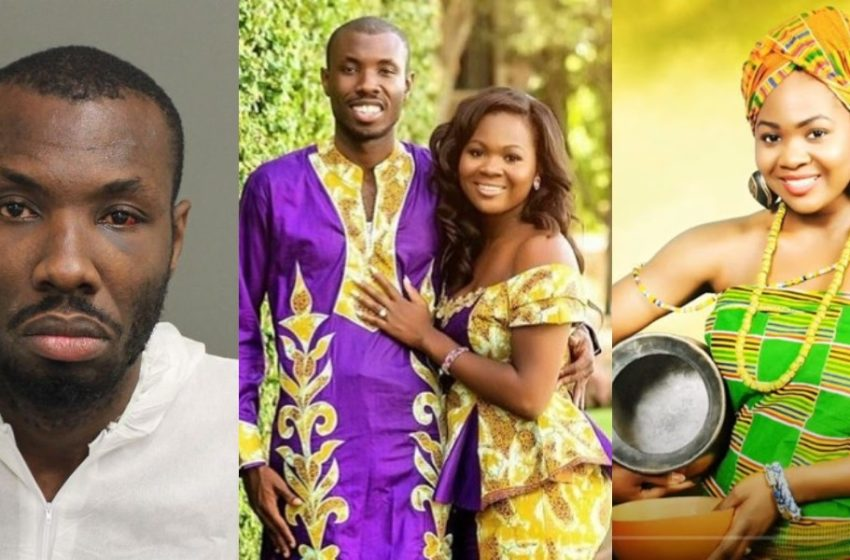 Funeral Details Barbara Tommey The Ghanaian Lady Killed By Her Pastor Husband Pop Up (See)