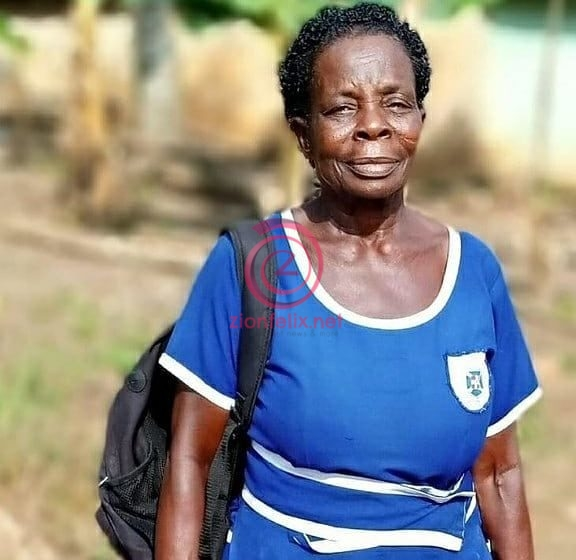 My Future Ambition Is To Become A Nurse – 57-Year-Old BECE Graduate Madam Elizabeth Yamoah Speaks (Video)