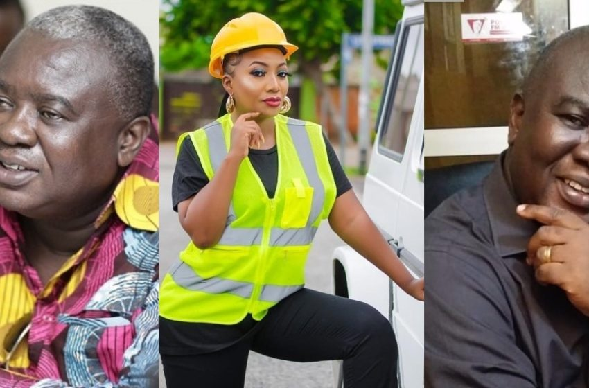 Fred Kyei Mensah Reveals Why He Shed Tears After Diamond Appiah Gifted Him A Brand New Car (See What He Said)