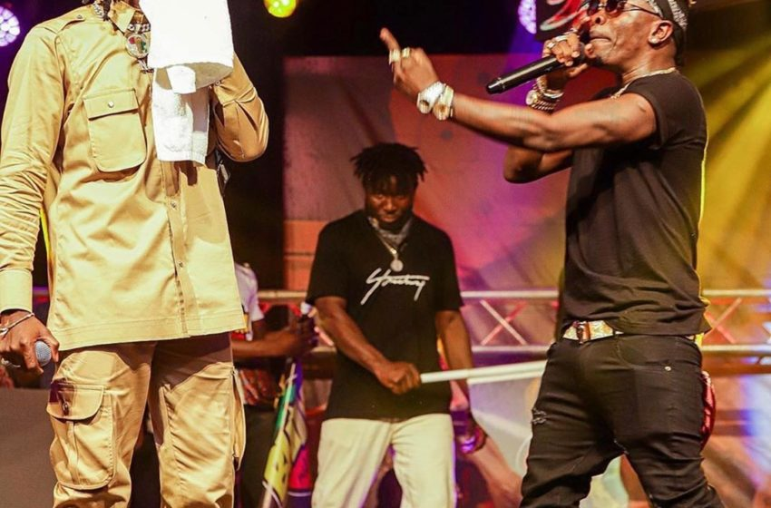 Shatta Wale Looking To Start Beef With Stonebwoy After The Clash And Lunch; Says He Is Not Current (See All That Shatta Said)