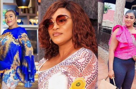 Money No Be Problem: Kalsoume Sinare Puts Her Huge Mansion On Display (See Photo)