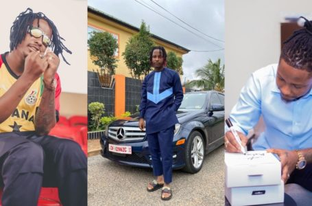 Kelvynboy Throws Party For His Pretty First Daughter Who Is Four Years Old Today (See Photo)