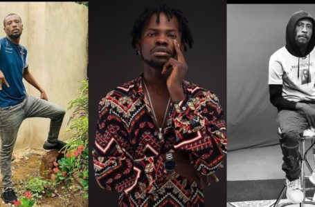 Okomfour Kwadee's People Were Not Cool With Me Using His Name And Image – Fameye Tells Sad Story In Video (Watch)