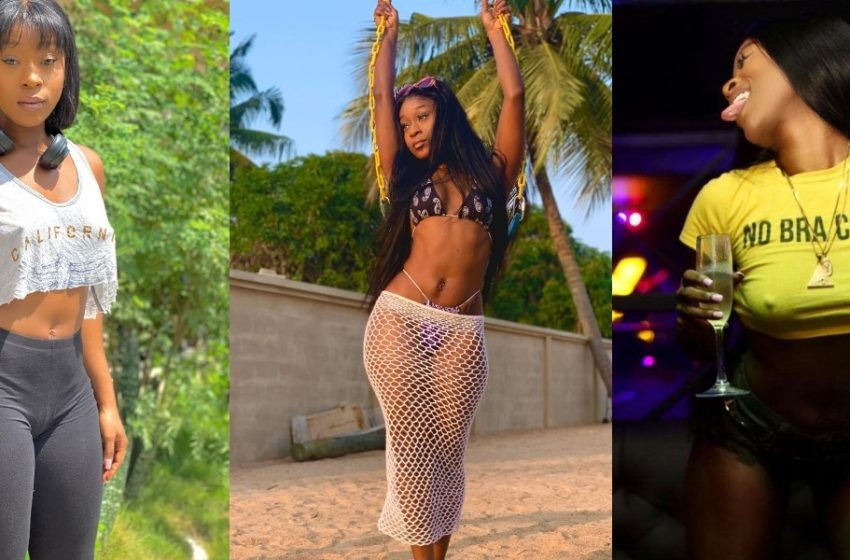 """Go And Look For Your Own """"Papa No"""" So You Can Give Me A Lot Of Money – Efia Odo's Mother Blasts Her In Video (Watch)"""