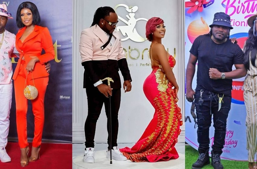 Singer Praye Tietia Celebrates Wife Selly Galley Today With Lovely Photos And Words As She Turns Thirty-Three Years Today (See)