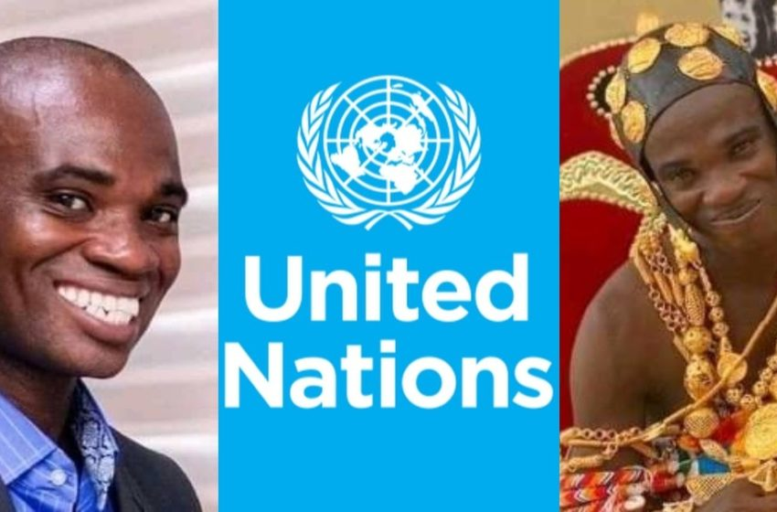 United Nations Finally Issues Press Statement About Dr Fordjour And His Awards (See Letter)