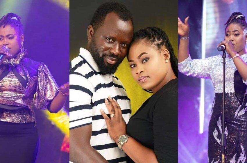 Joyce Blessing Sheds Tears As She Narrates How Her Husband Is Making Life Difficult For Her (Watch Video)