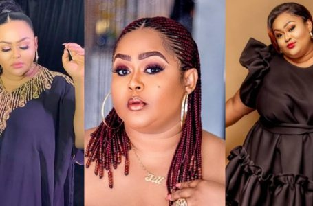Actress Vivian Jill Lawrence Celebrates Her Birthday Today With Stunning Photos And Lovely Message (See)