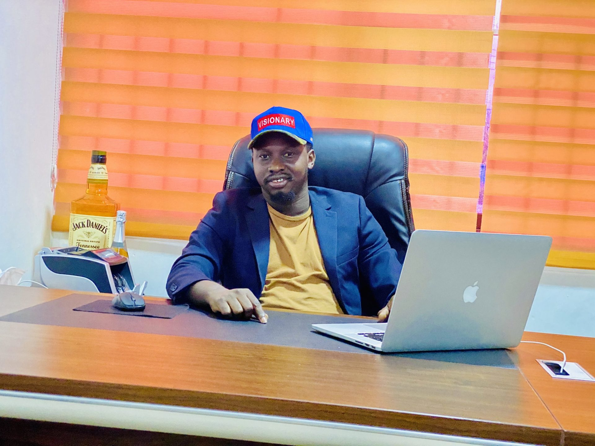ABD Traore: WatsUp TV CEO, Earns 2020 Ghana Industry CEO Awards Nomination