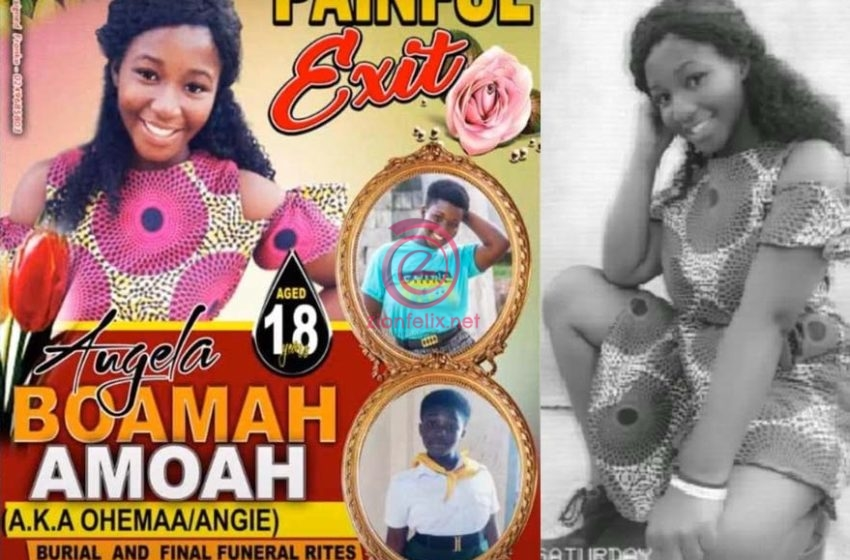 Sad News! Young Slay Queen, Angela Boamah Amoah Dies After Her Scammer Boyfriend Used Her For Sakawa; Chilling Details Drop – VIDEO