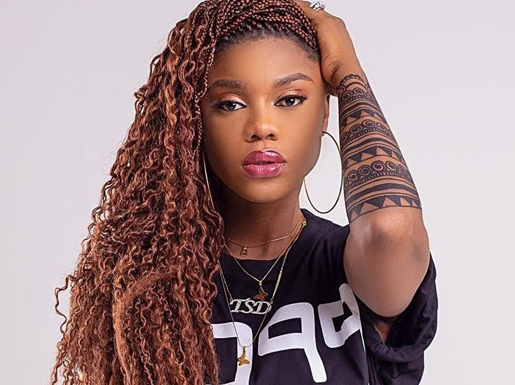 #EndSARS: Becca Angrily Curses Government Officials
