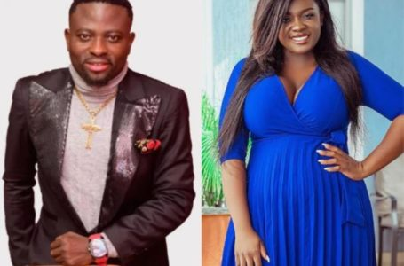 Romantic Treat: Brother Sammy 'Pampers' Tracey Boakye's Feet In New Video – Watch