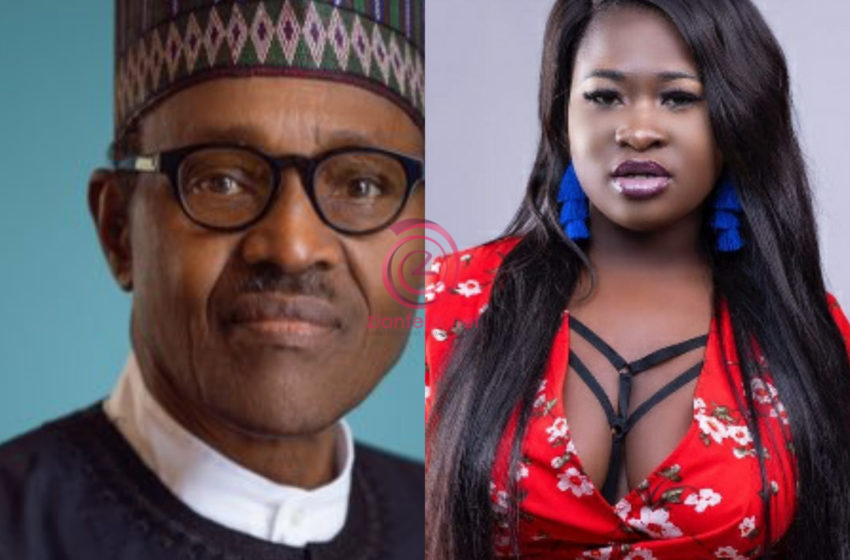 #EndSARS: Sista Afia Disappointed In Buhari's Tweet
