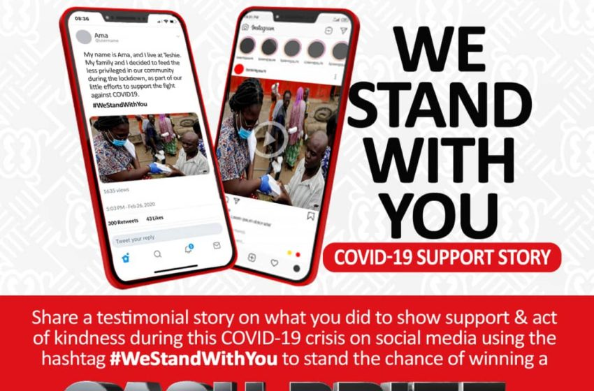 CBG's 'We Stand With You' Campaign Kicks Off