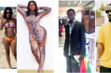 This Is Hilariously Cr@zy! See Old Photos Of Popular Ghanaian Celebs In The Wake Of #HowItIsGoingChallenge