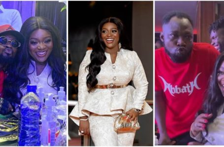 I Bless The Day My Lips Touched Your Lips – Funny Face To Jackie Appiah